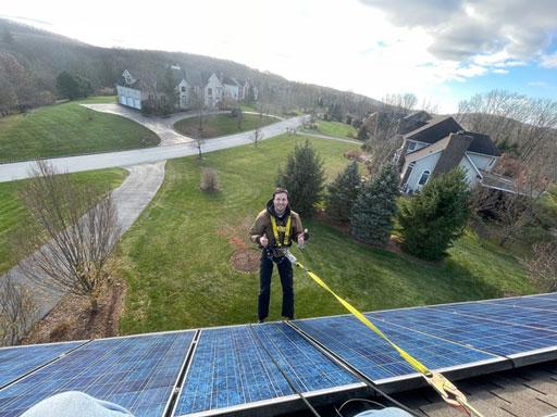 Solar Repair Near Me